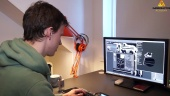 Wiktor Öhman 3D artist - Session 3