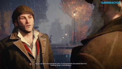 Assassin's Creed: Syndicate - Gameplay PS4 - Lambeth Irrenanstalt mit Jacob Frye