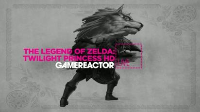 The Legend of Zelda: Twilight Princess HD - Livestream-Wiederholung