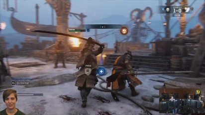 FOR HONOR ALPHA 4 PLAYER CO-OP - LIVESTREAM REPLAY