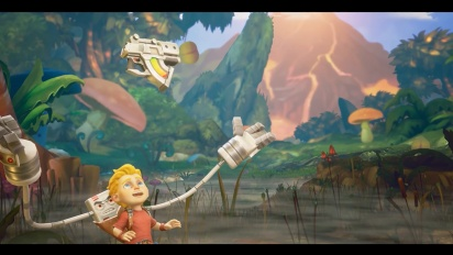 Rad Rodgers - Reveal Trailer