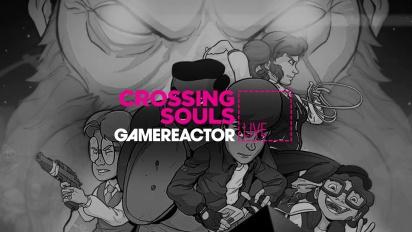 Crossing Souls - Livestream-Wiederholung