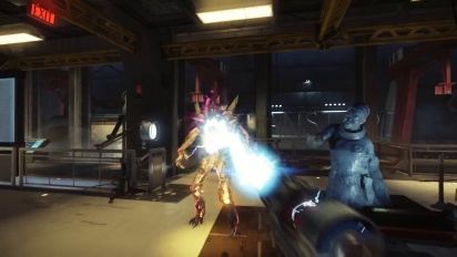 Prey - Mooncrash Official E3 Launch Trailer