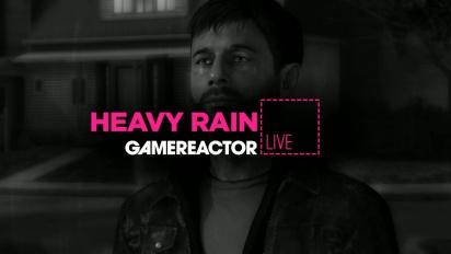 Heavy Rain - Livestream-Wiederholung