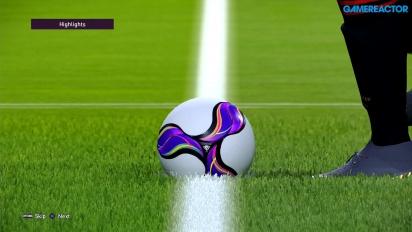 eFootball PES 2020 - Komplettes Multiplayer-Match