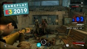 Zombie Army 4: Dead War - E3-Gameplay