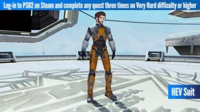 Phantasy Star Online 2 - Steam Launch Trailer
