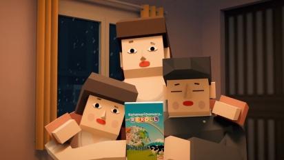 Katamari Damacy Reroll - Console Launch Trailer
