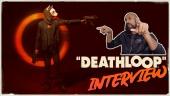 Deathloop - Interview mit Dinga Bakaba