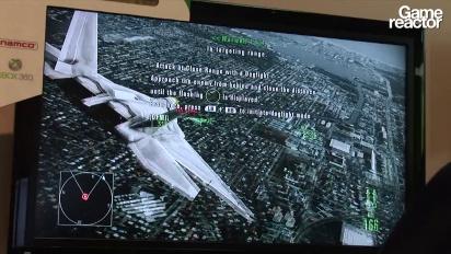 E3 11: Ace Combat: Assault Horizon Gameplay