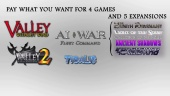 Humble Bundle - Arcen Games Weekly Bundle