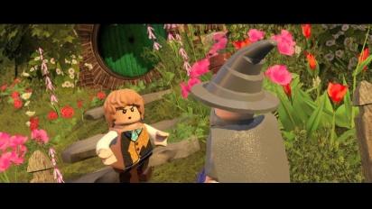 Lego Der Hobbit - Ankündigungstrailer