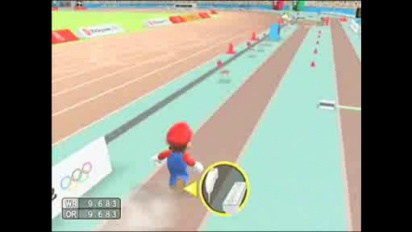 Mario & Sonic at the Olympic Games - Team Mario