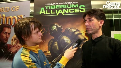 Command & Conquer: Tiberium Alliances - Interview