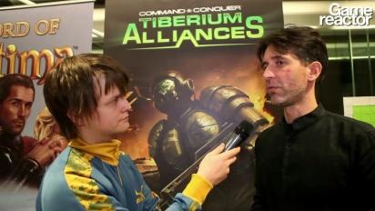 Command & Conquer: Tiberium Alliances - Interview