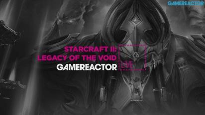 StarCraft II: Legacy of the Void - Livestream-Wiederholung