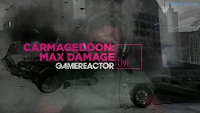 Carmageddon: Max Damage - Livestream-Wiederholung (deutschsprachig) plus Inside