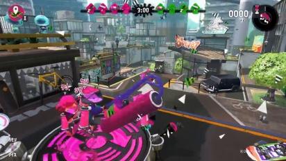 Nintendo Switch - Japanese TVCM 2: Splatoon 2