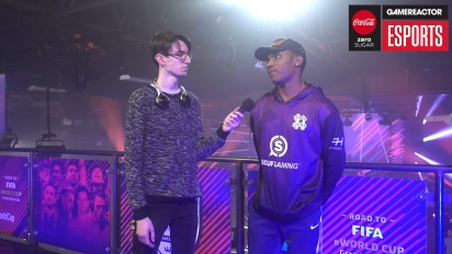 FUT Champions Cup Manchester - Hashtag Ryan Interview