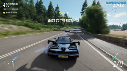 Forza Horizon 4 - Exklusives E3 2018 Gameplay