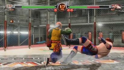 Virtua Fighter 5: Final Showdown - Launch Trailer