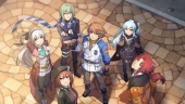 The Legend of Heroes: Trails to Azure - Teaser Trailer