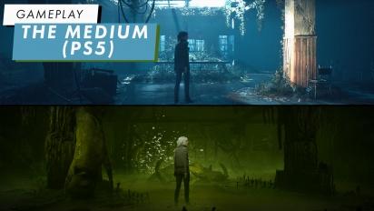The Medium - 20 Minuten PS5-Gameplay