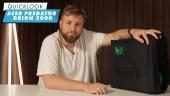 Acer Predator Orion 3000: Quick Look