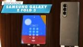 Samsung Galaxy Z Fold3: Quick Look