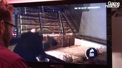 E3 11: Red Faction: Armageddon - Gameplay