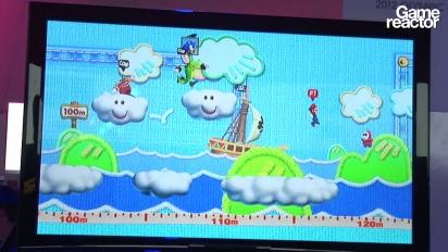 E3 11: Mario & Sonic bei den Olympischen Spielen in London - Gameplay