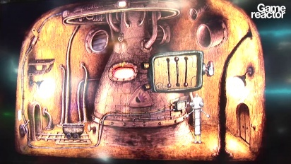 E3 11: Machinarium - Gameplay