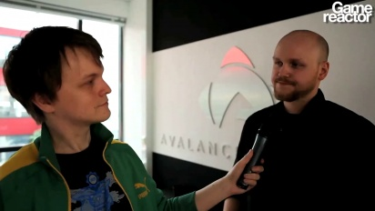 Renegade Ops - Interview Axel Lindberg