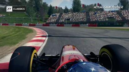 F1 2013 - Imola Classic Hotlap