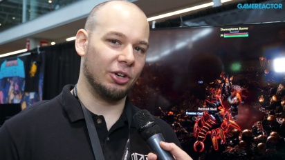 Grim Dawn - Interview Arthur Bruno