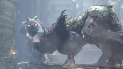 The Last Guardian - Neun Minuten Intro plus Gameplay (japanische Version)
