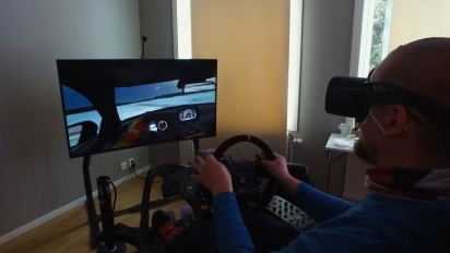 Project CARS 2 - VR mit Oculus Rift