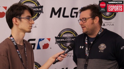 CWL Anaheim 2017 - Kevin Flynn Interview