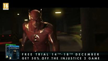 Injustice 2  - Free Trial Trailer