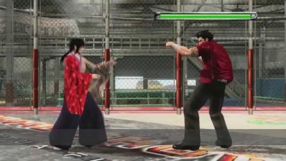 Virtua Fighter 5: Final Showdown - Tutorial Video #2