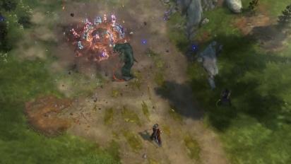 Pathfinder: Kingmaker -  Arcane Unleashed DLC Trailer