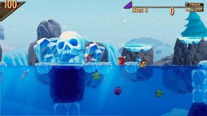 Aqua Lungers - Launch Trailer