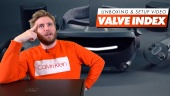 Valve Index - Unboxing und Setup