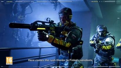 Rainbow Six: Extraction - Operator Showcase: Finka
