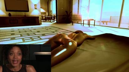 007 Legends - Behind the Scenes with Naomie Harris