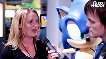 E3 11: Sonic Generations - Interview