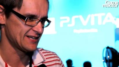 E3 11: Super Stardust Delta - Interview