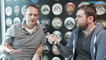 FIFA 14 - Interview Nick Channon