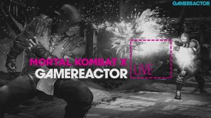 Mortal Kombat X mit Jason Voorhes - Livestream-Wiederholung