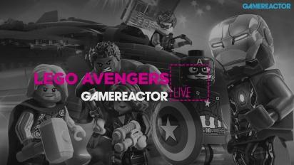 Lego Marvel Avengers - Livestream-Wiederholung